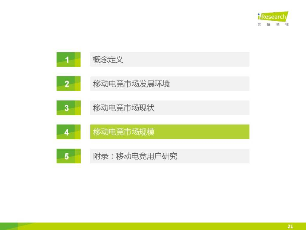 2015年中国移动电竞行业研究报告_000021