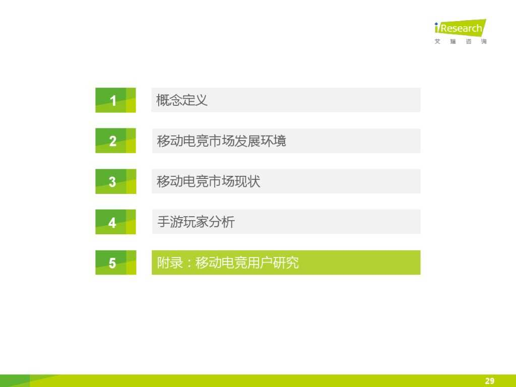 2015年中国移动电竞行业研究报告_000029