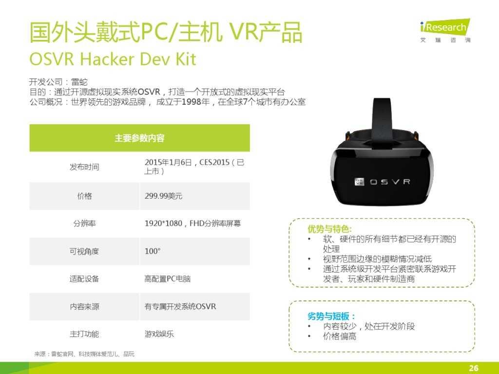 2015年中国VR-AR市场研究报告 (1)_000026