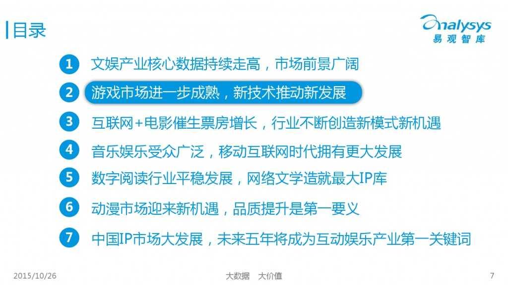 中国互动娱乐产业趋势研究报告2015-2016 01_000007