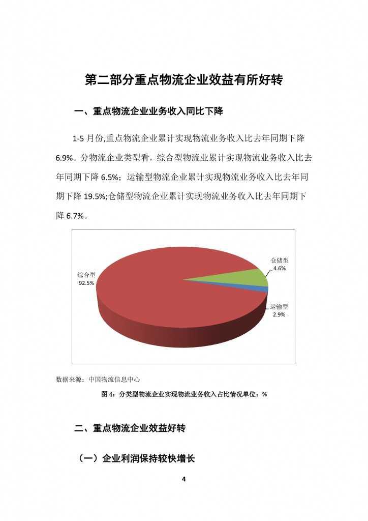 商务部:2015上半年中国商贸物流 运行报告_000007