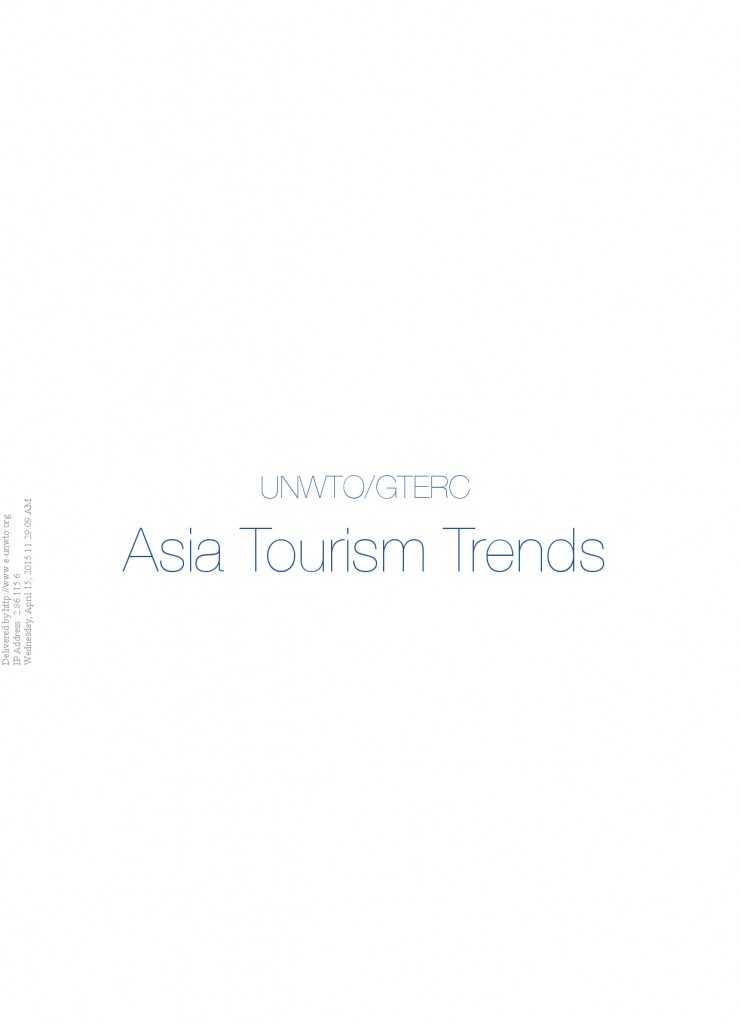 2014年亚太旅游趋势报告_000003