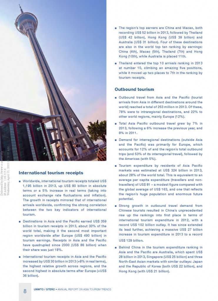 2014年亚太旅游趋势报告_000010
