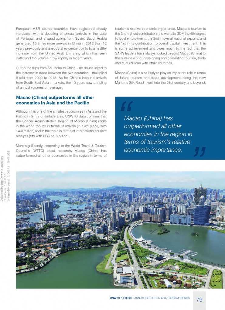 2014年亚太旅游趋势报告_000081
