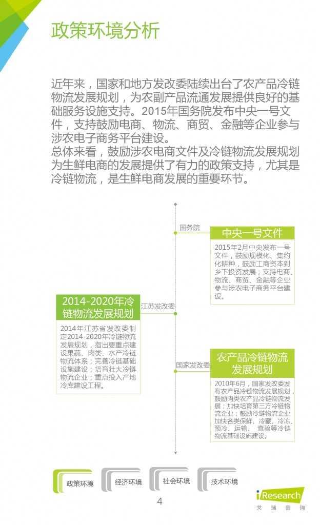 2015年中国生鲜电商行业发展报告_000004