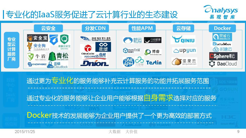 中国云计算产业生态图谱2015 01_000009