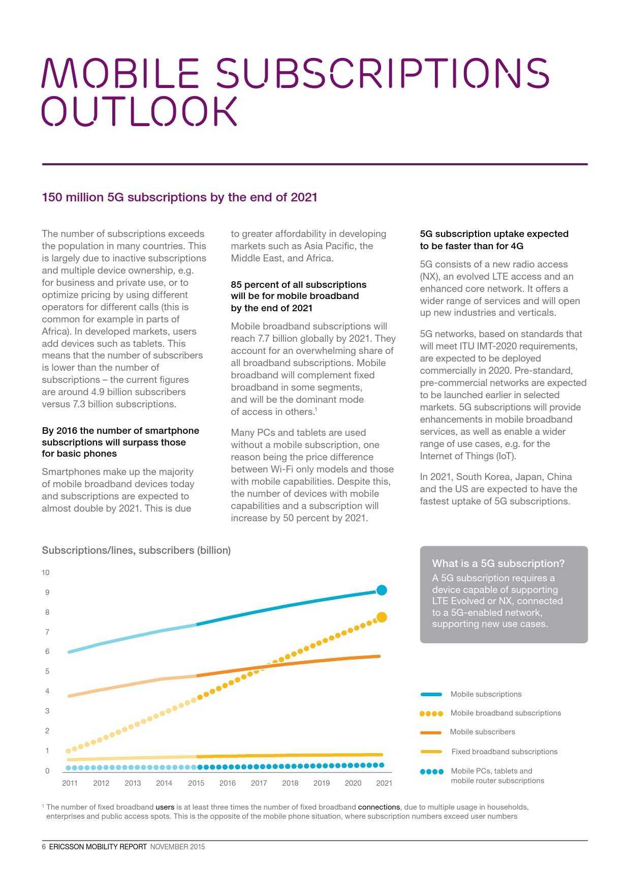 爱立信:2015年移动市场报告_000006