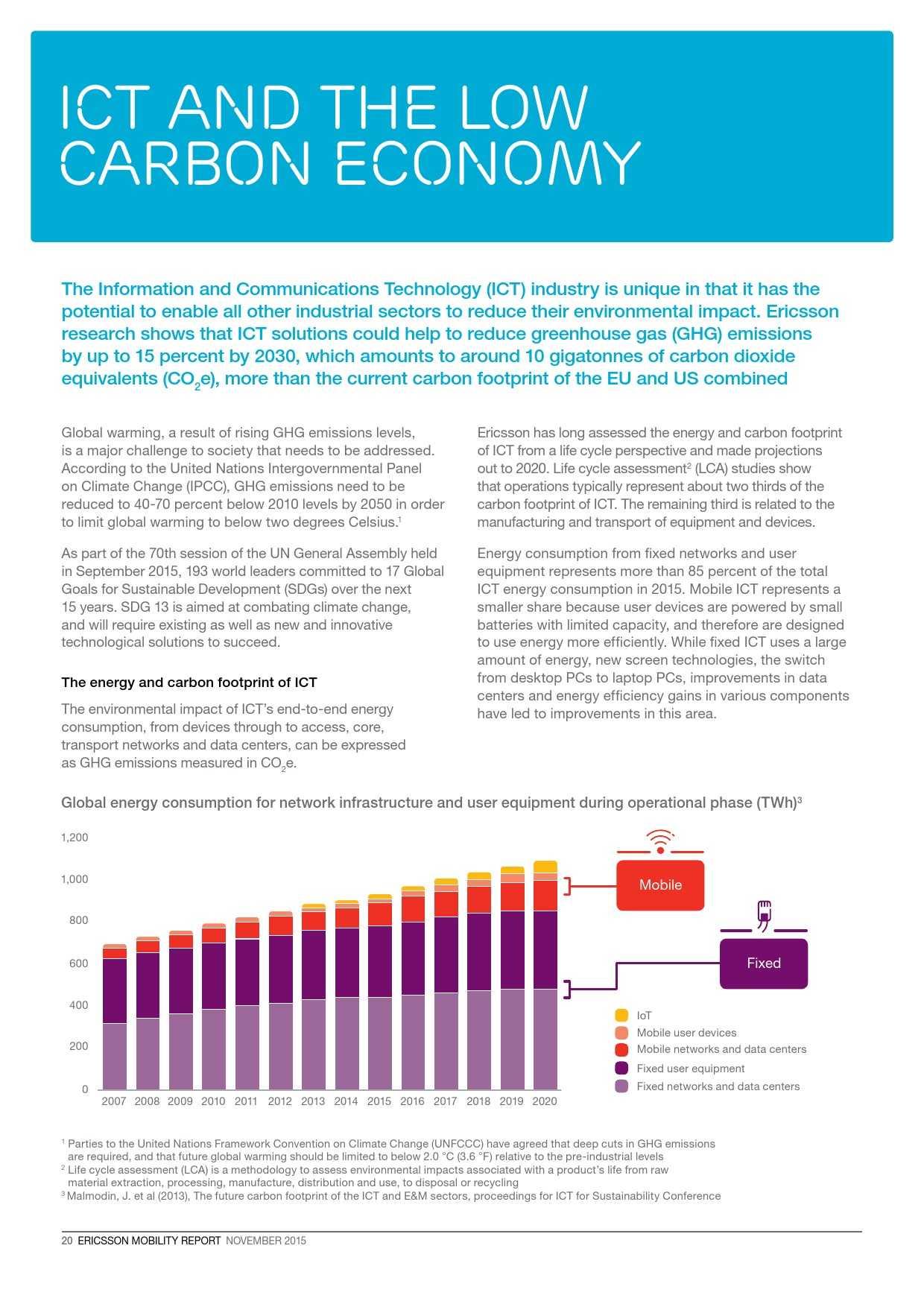 爱立信:2015年移动市场报告_000020