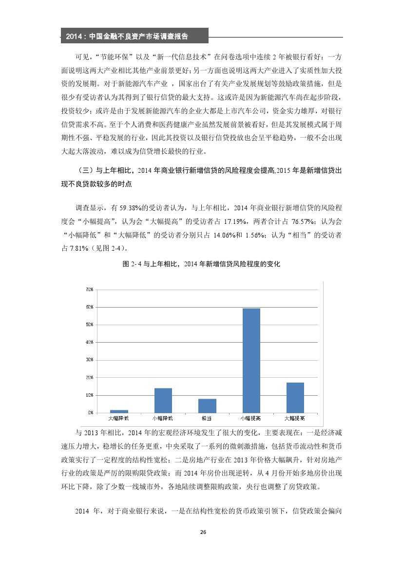 2014年中国金融不良资产市场调查报告_000032