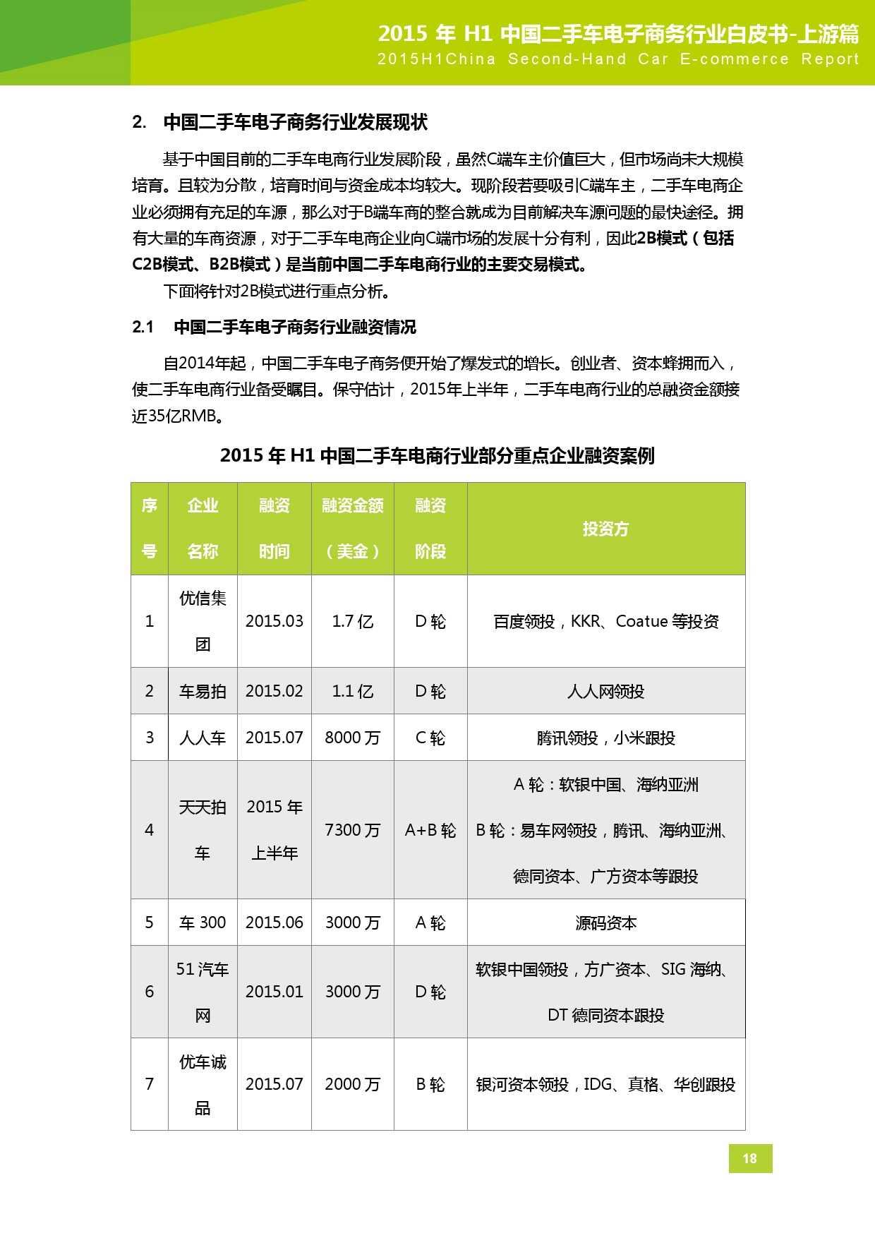 2015年中国二手车电子商务行业白皮书-上游篇_000019
