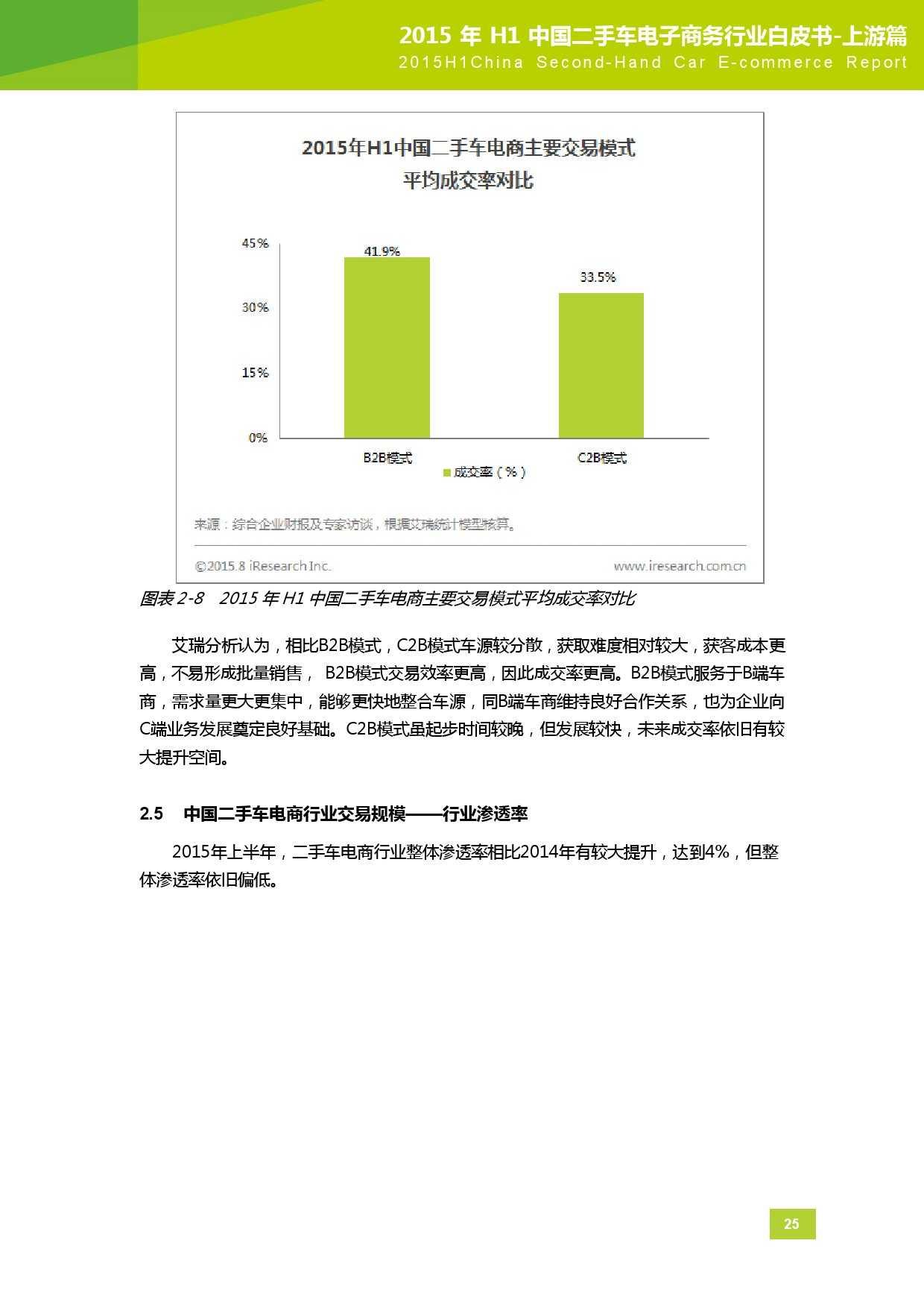 2015年中国二手车电子商务行业白皮书-上游篇_000026