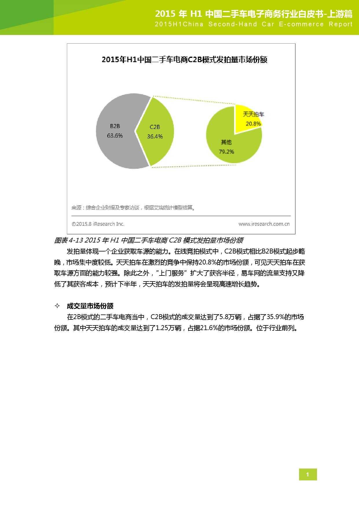 2015年中国二手车电子商务行业白皮书-上游篇_000050