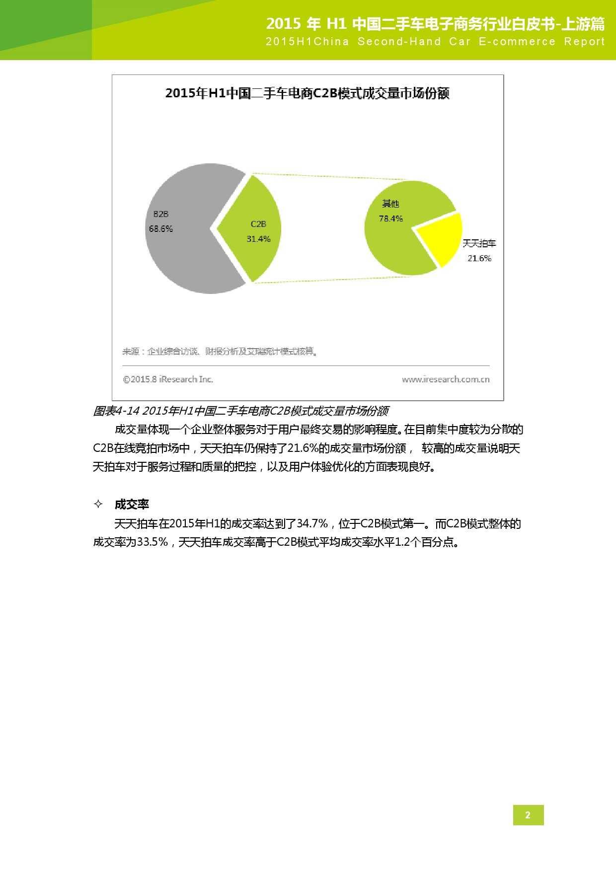 2015年中国二手车电子商务行业白皮书-上游篇_000051
