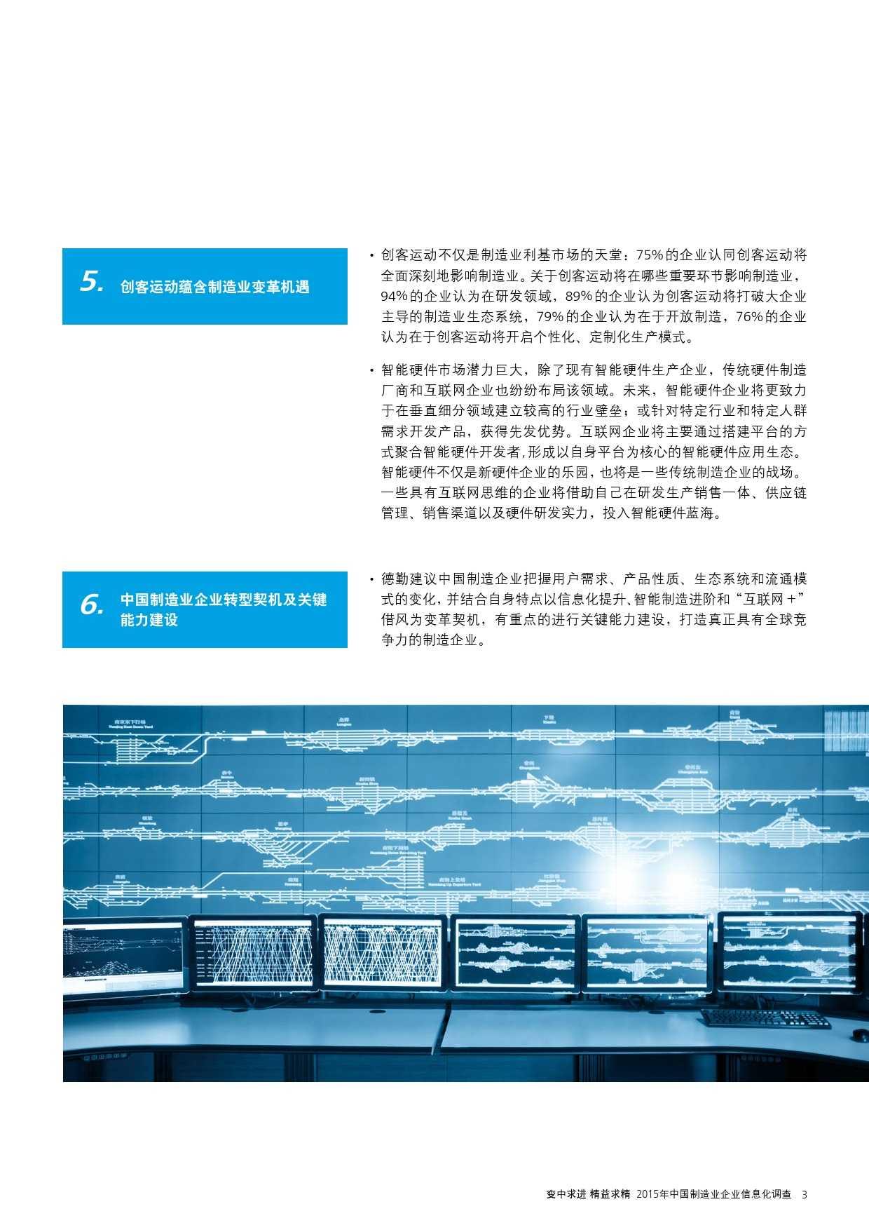 2015年中国制造业企业信息化调查_000005