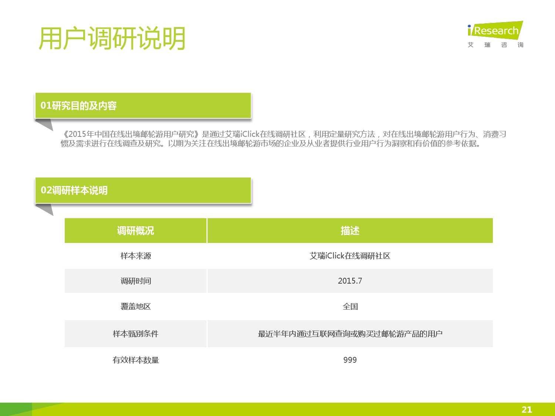 2015年中国在线出境邮轮市场研究报告_000021