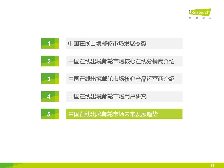 2015年中国在线出境邮轮市场研究报告_000038