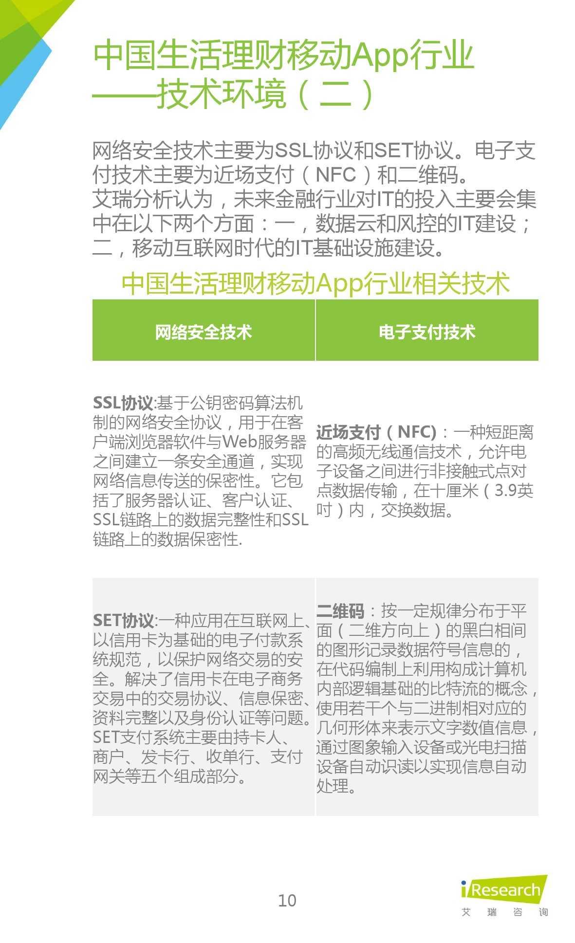2015年中国生活理财移动App行业研究报告_000010