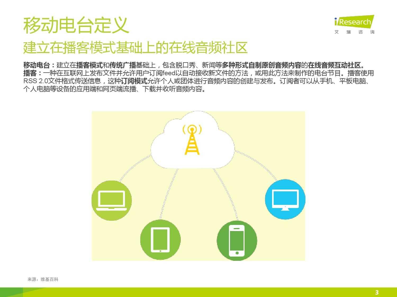 2015年中国移动电台行业研究报告_000003