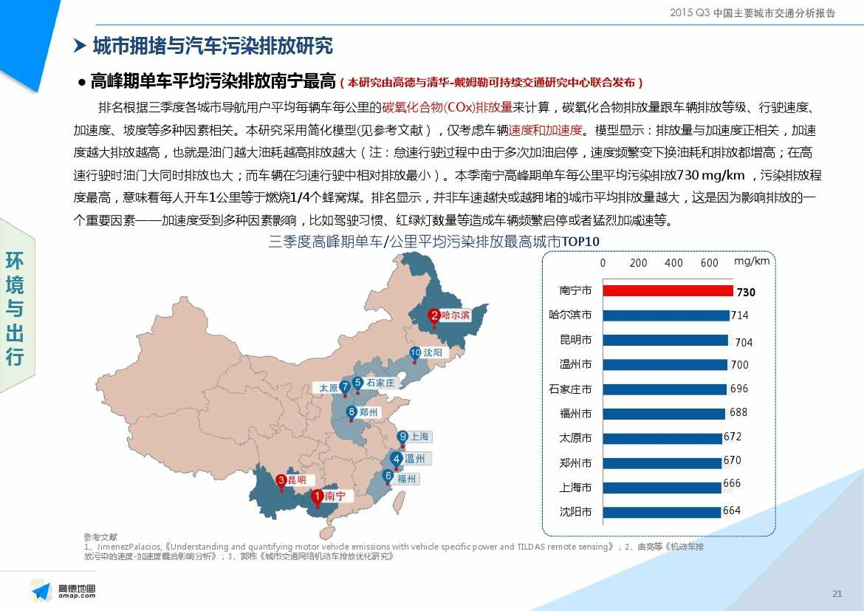 2015Q3中国主要城市交通分析报告-final_000021