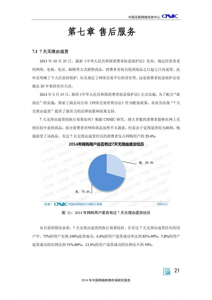 CNNIC:2014年中国网络购物市场研究报告_000031