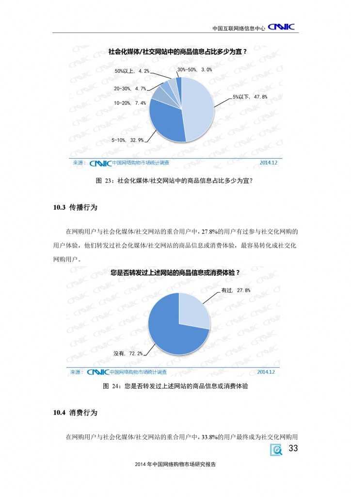 CNNIC:2014年中国网络购物市场研究报告_000043