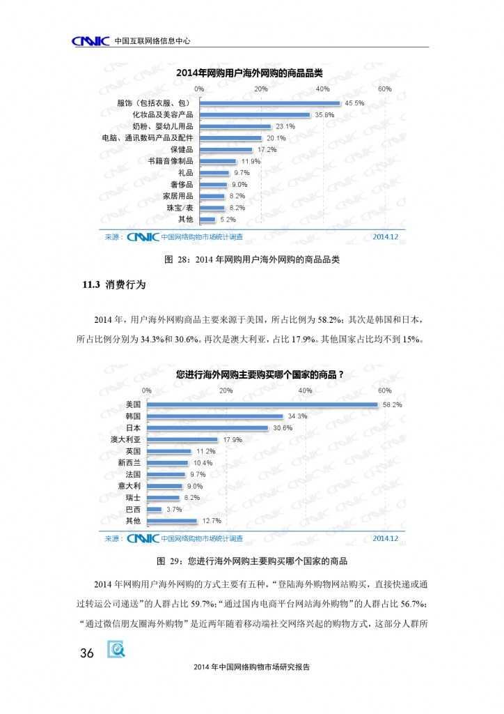 CNNIC:2014年中国网络购物市场研究报告_000046