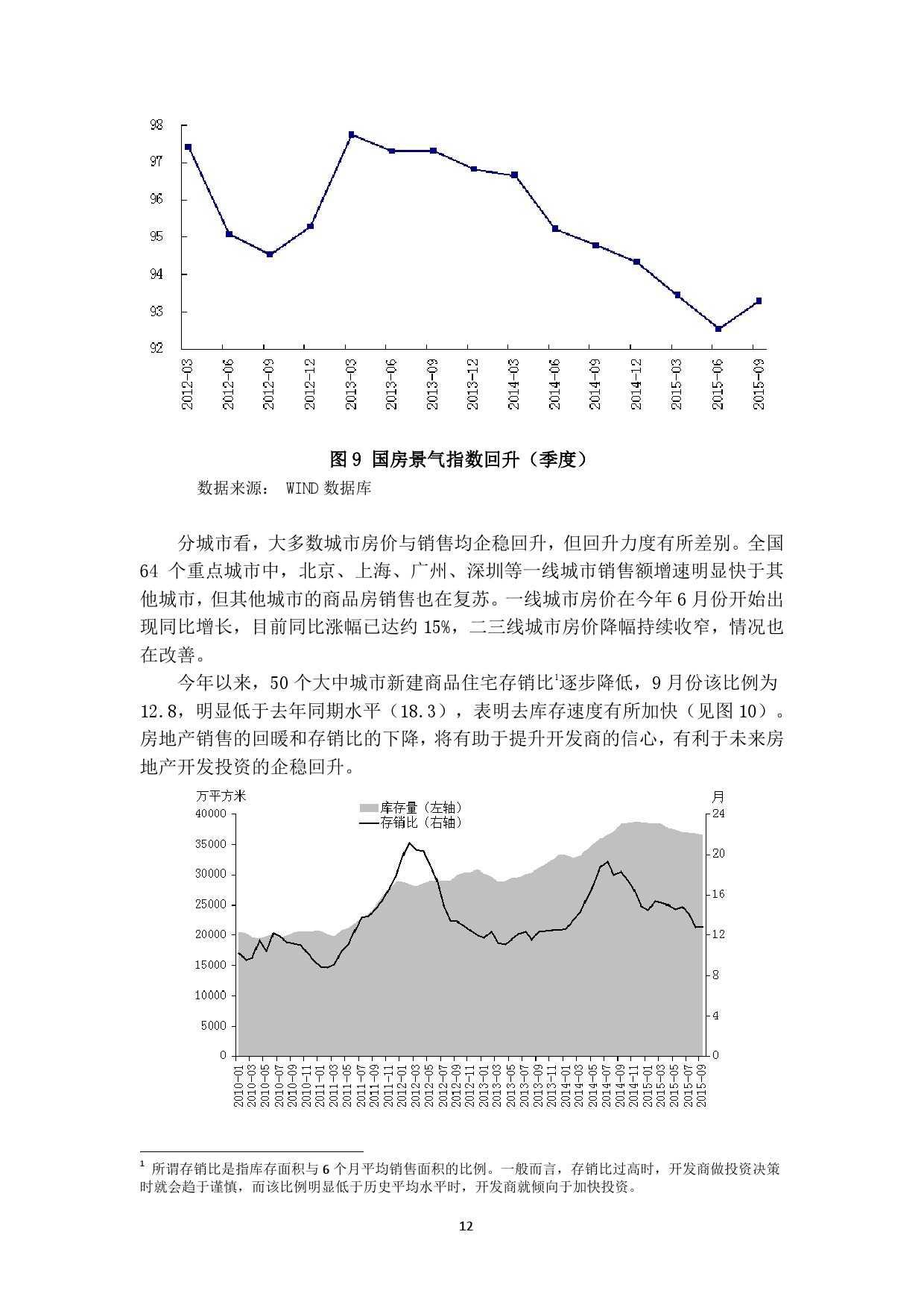 中国人民银行:2016 年中国宏观经济预测_000012