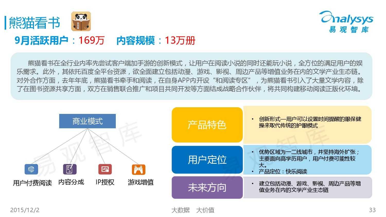 中国移动阅读市场专题研究报告2015(简版) (1)_000033
