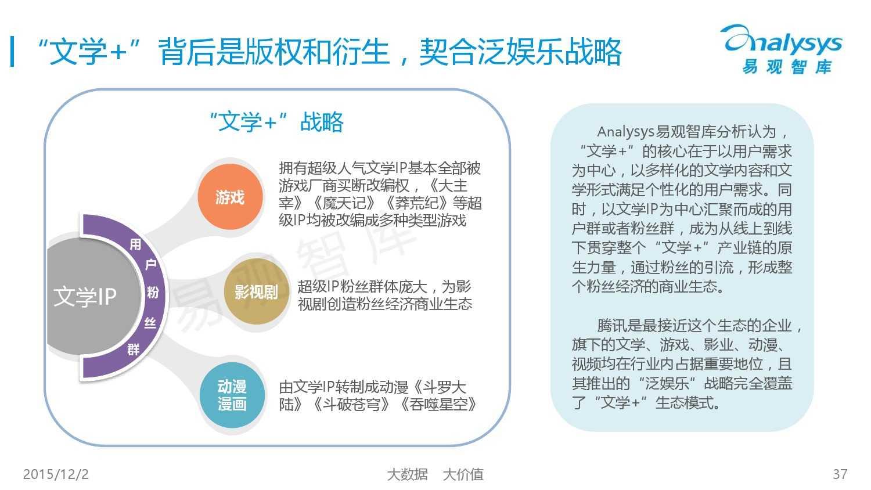 中国移动阅读市场专题研究报告2015(简版) (1)_000037