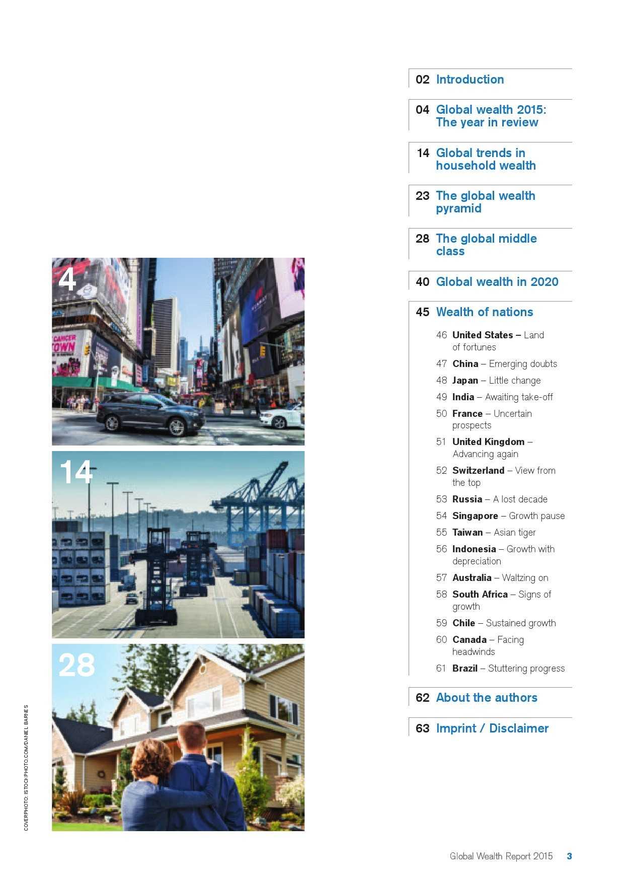瑞士信贷:2015年全球财富报告_000003