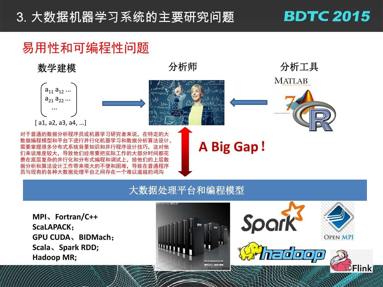 07 BDTC2015-南京大学-黄宜华-Octopus(大章鱼):基于R语言的跨平台大数据机器学习与数据分析系统_000053
