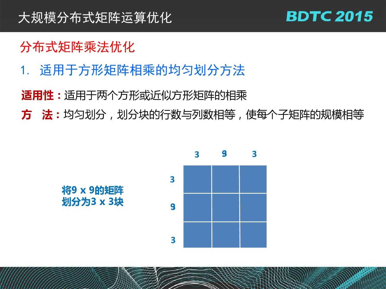 07 BDTC2015-南京大学-黄宜华-Octopus(大章鱼):基于R语言的跨平台大数据机器学习与数据分析系统_000099