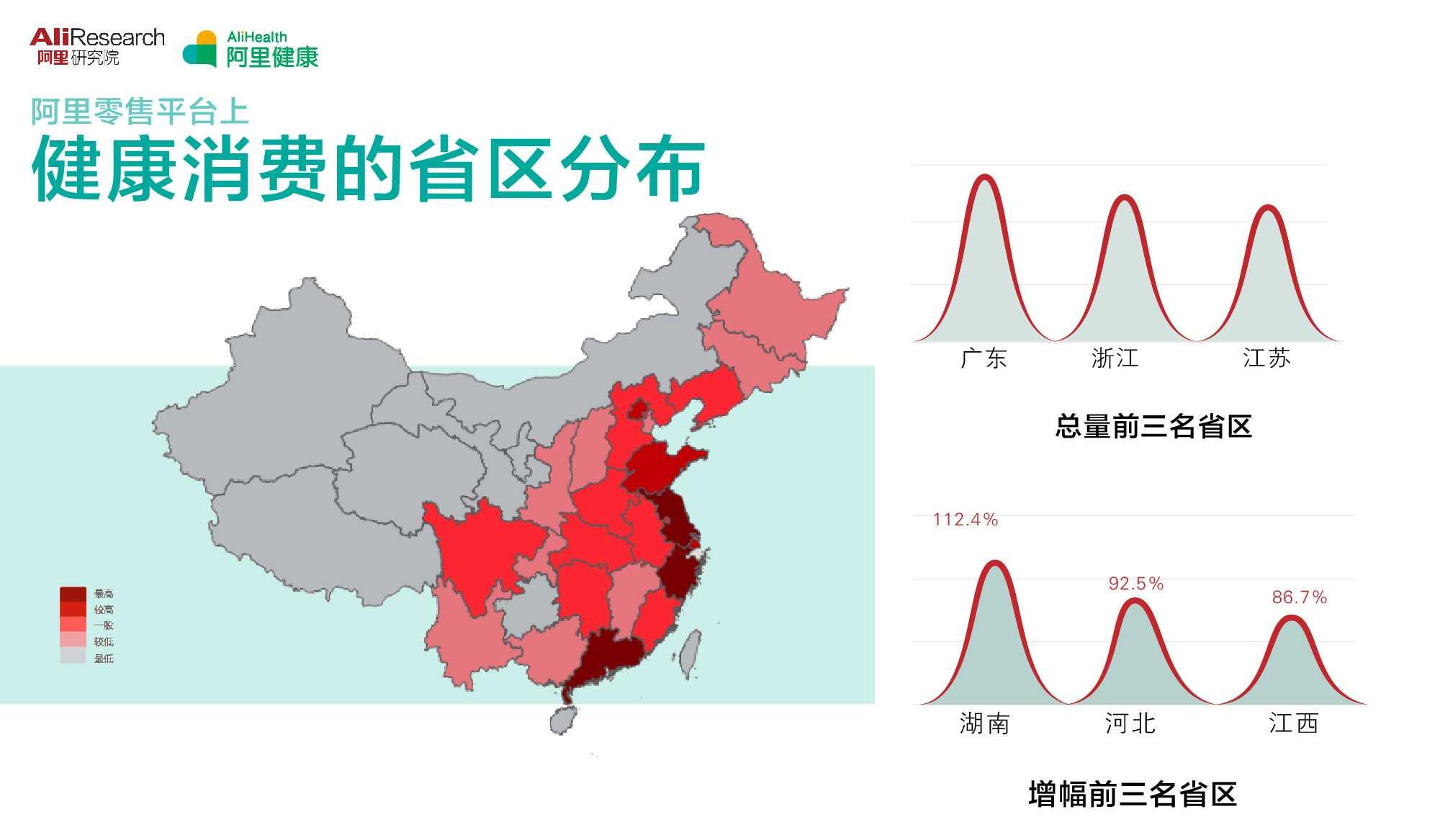 1449735009图三广东、浙江、江苏健康消费总量位居前三 (1)