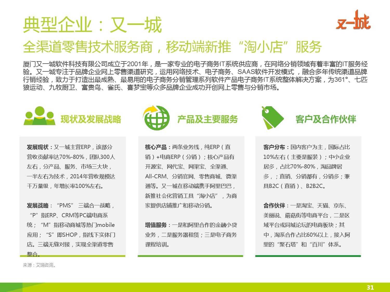 2015年中国电子商务软件行业研究报告_000031