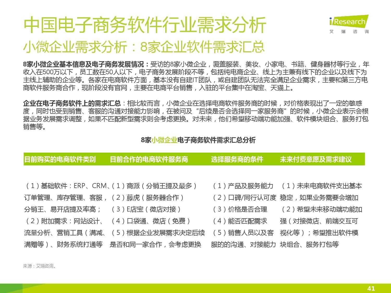 2015年中国电子商务软件行业研究报告_000041