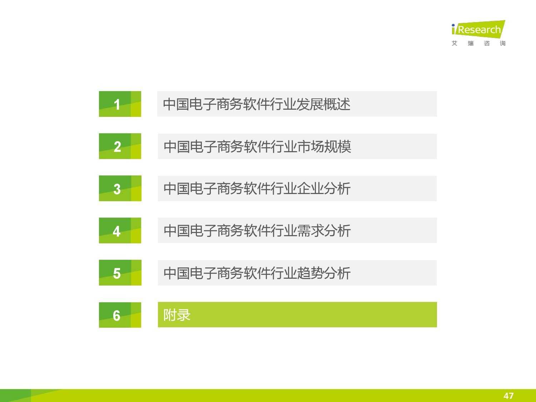 2015年中国电子商务软件行业研究报告_000047