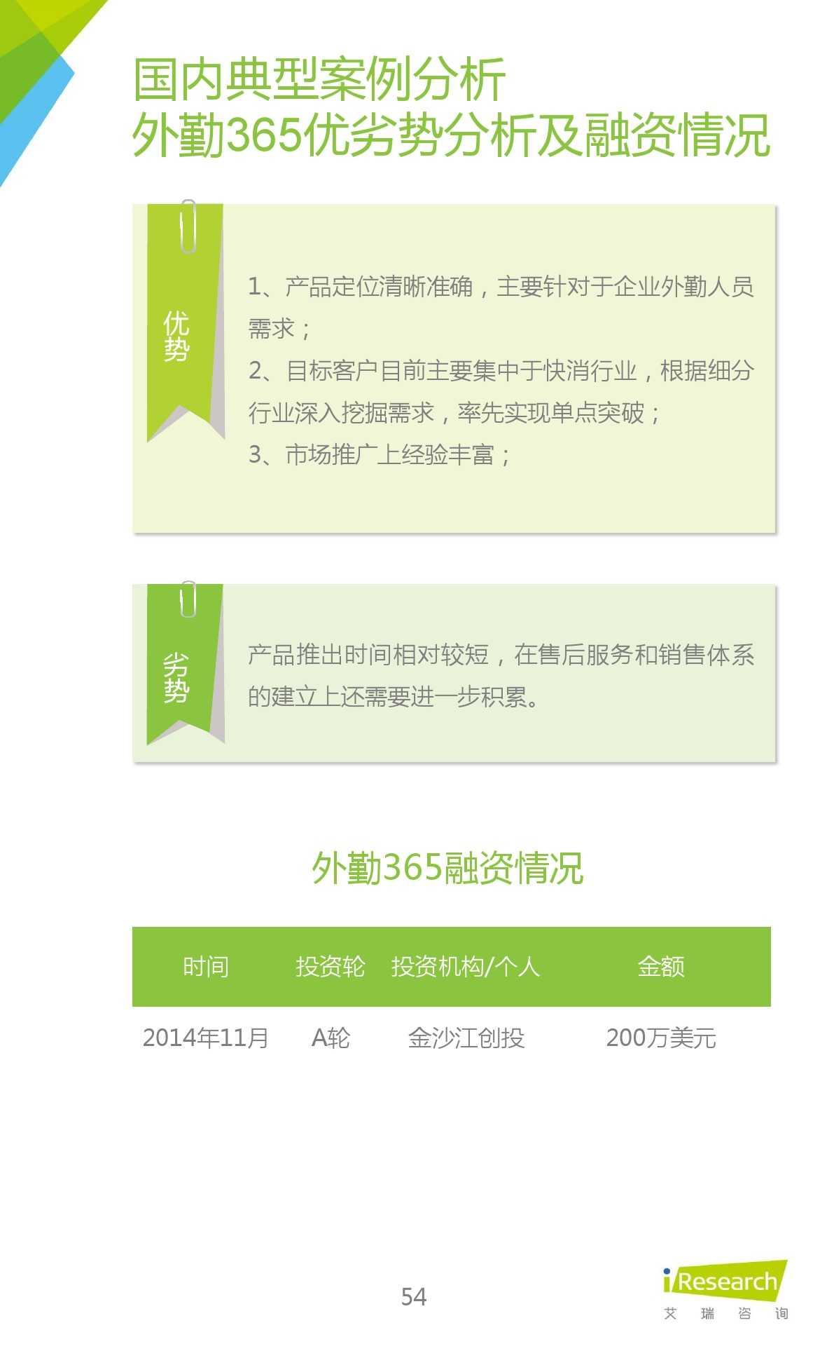 2015年中国移动销售CRM行业研究报告_000054