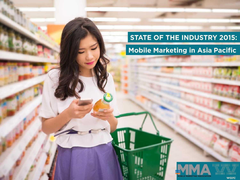 Warc:2015年亚太地区移动营销报告_000001
