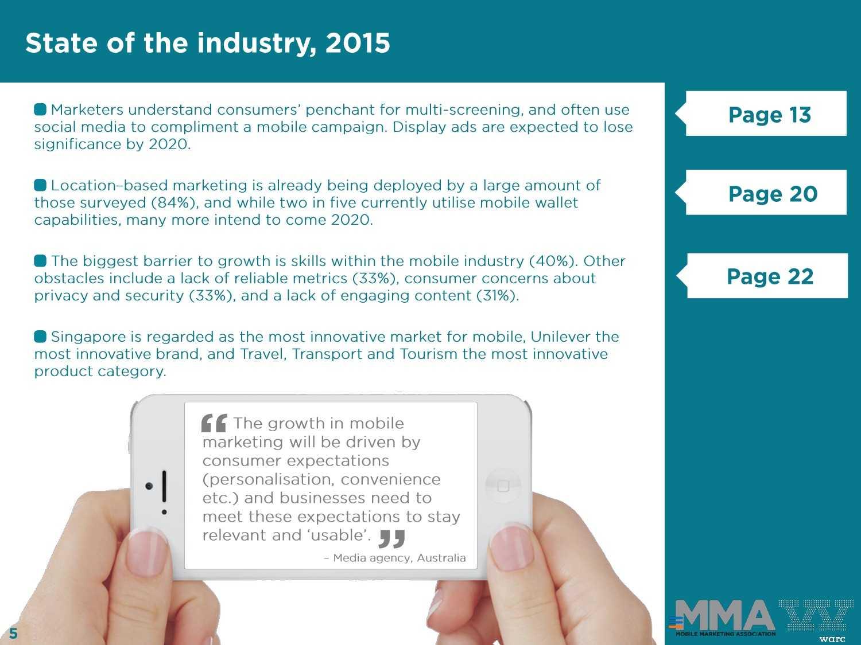 Warc:2015年亚太地区移动营销报告_000005