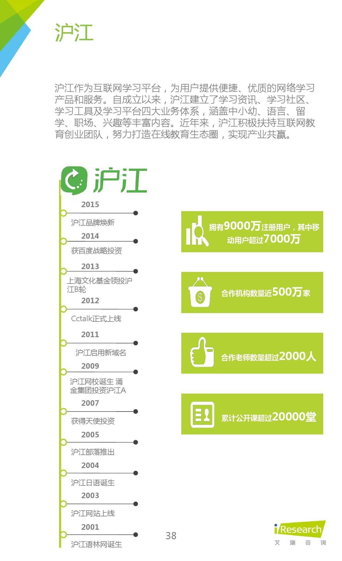 iResearch-2015年中国在线教育平台研究报告_000038
