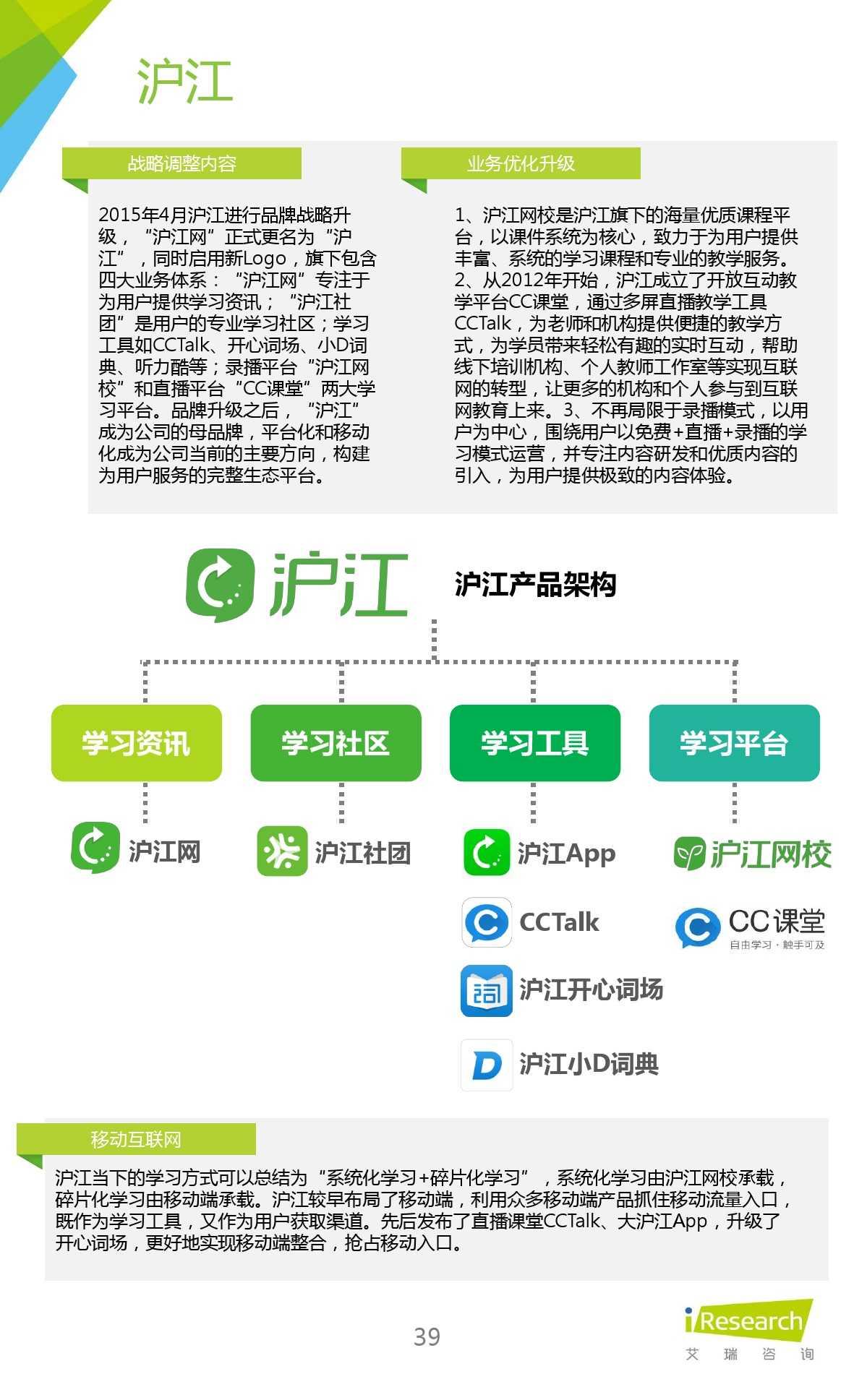 iResearch-2015年中国在线教育平台研究报告_000039