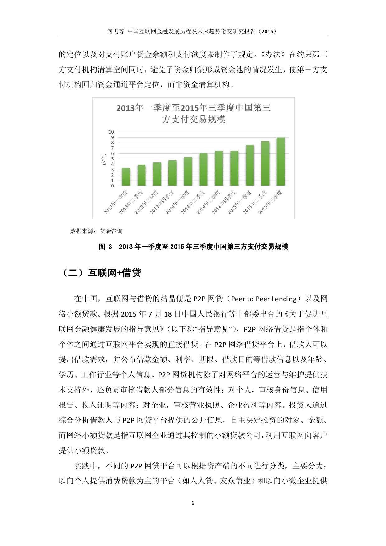 中国互联网金融发展历程及未来趋势衍变研究报告(2016)_000011