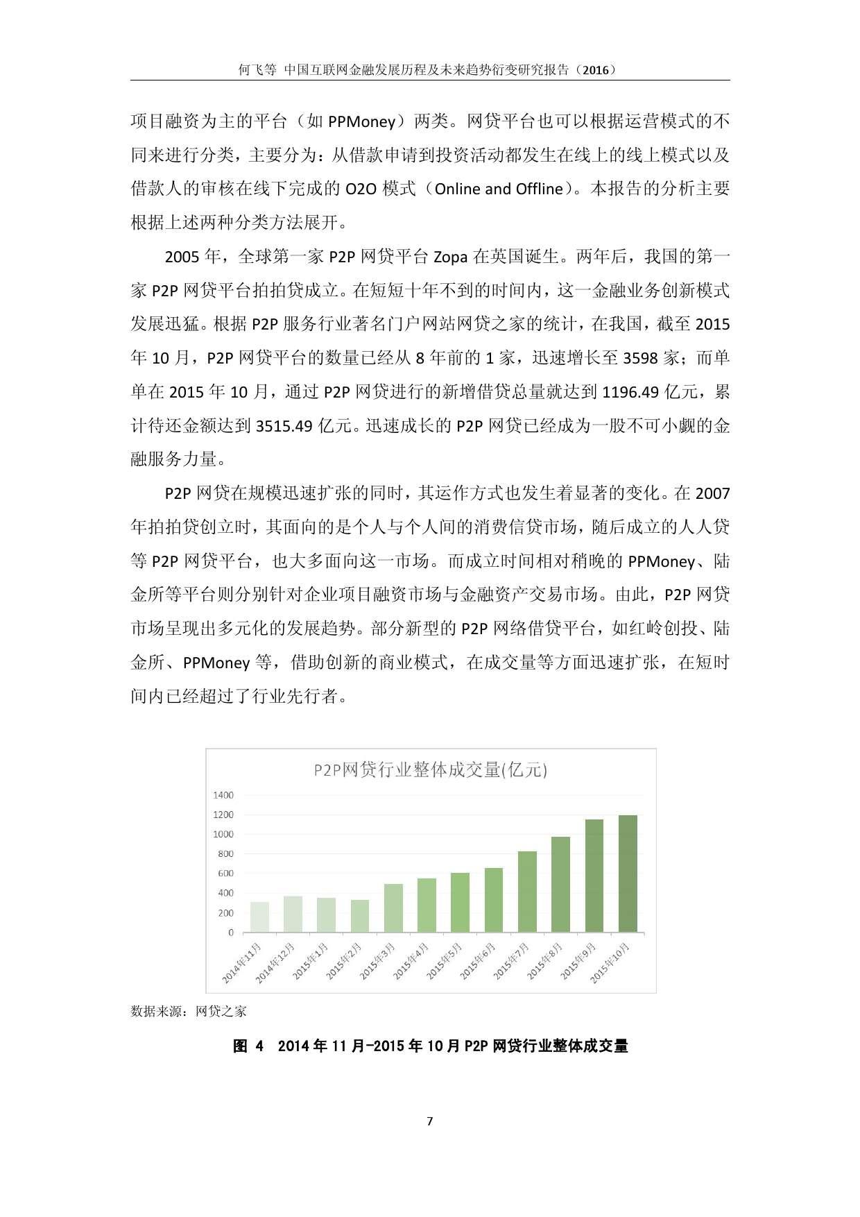 中国互联网金融发展历程及未来趋势衍变研究报告(2016)_000012