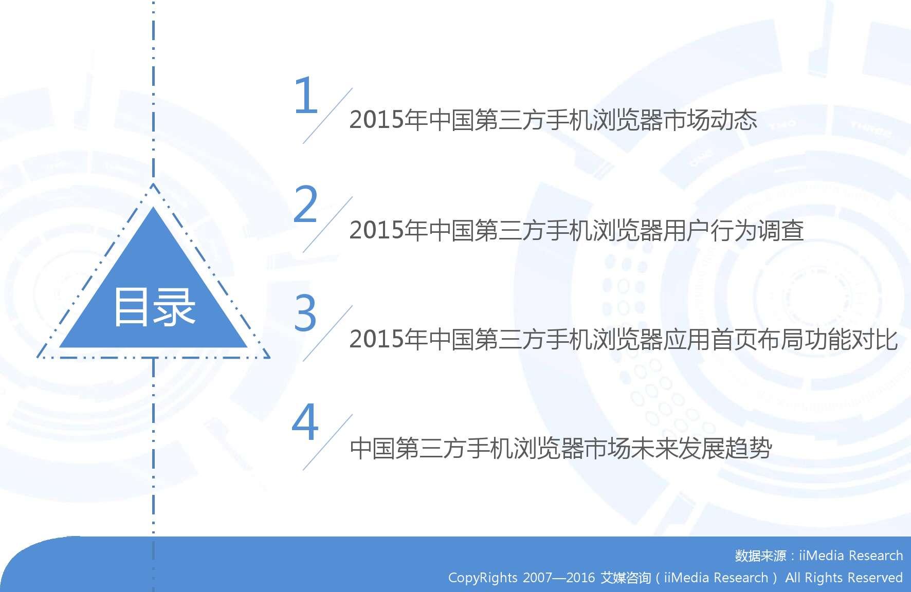 艾媒咨询:2015-2016年中国手机浏览器市场研究报告_000004