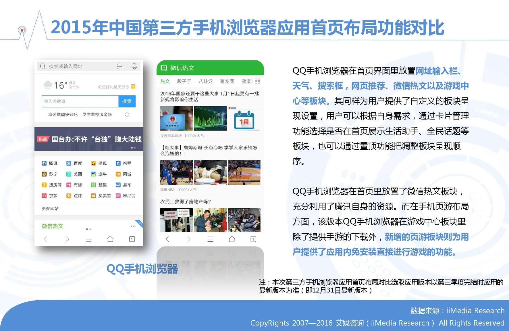 艾媒咨询:2015-2016年中国手机浏览器市场研究报告_000029