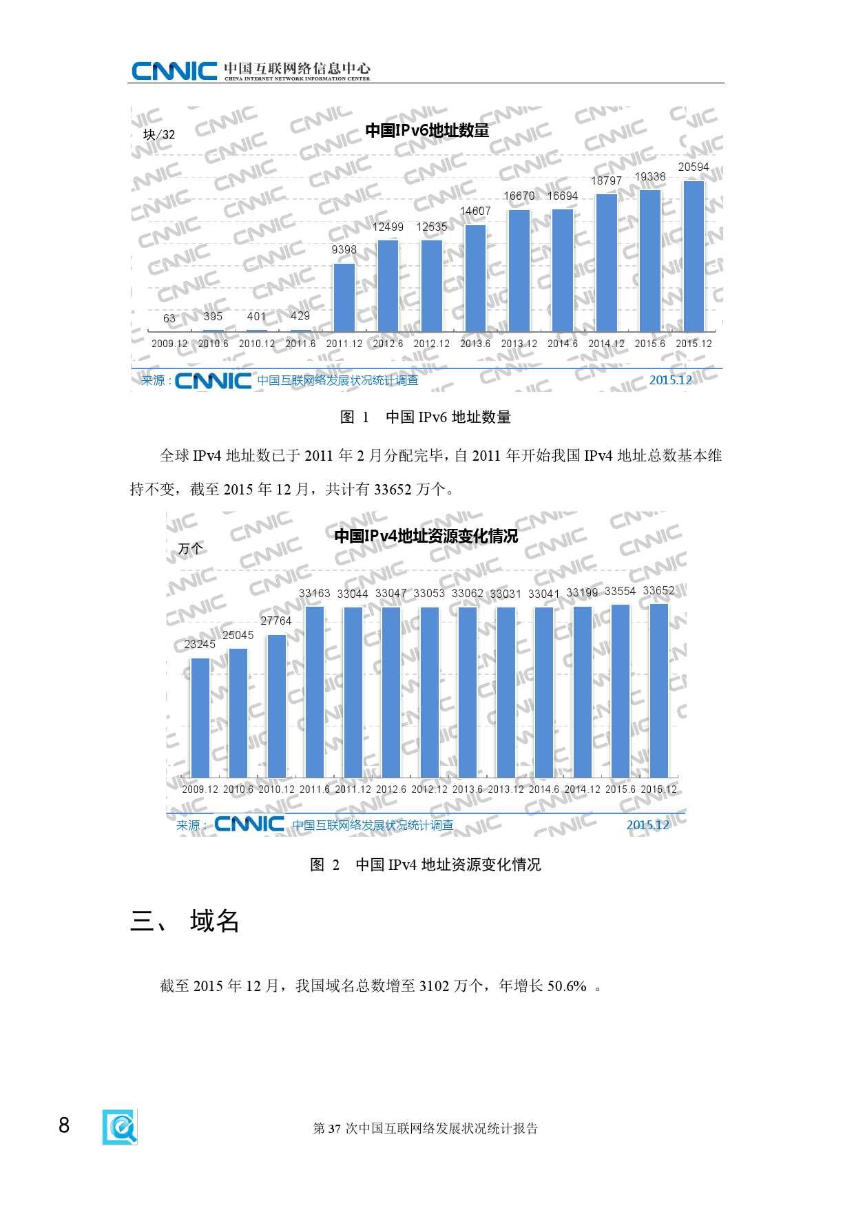 CNNIC:2015年第37次中国互联网络发展状况统计报告_000014