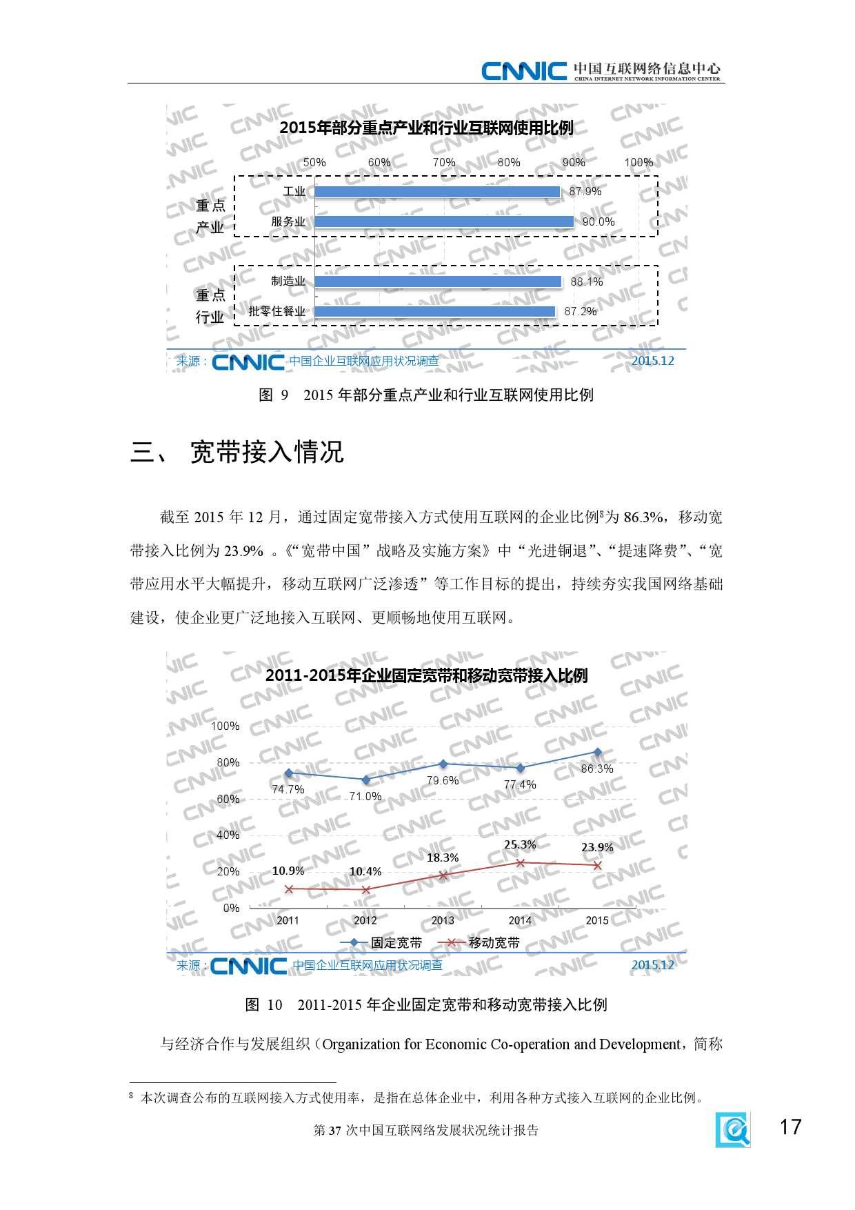 CNNIC:2015年第37次中国互联网络发展状况统计报告_000023