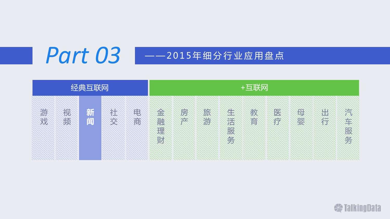 TalkingData:2015年移动互联网行业发展报告_000064