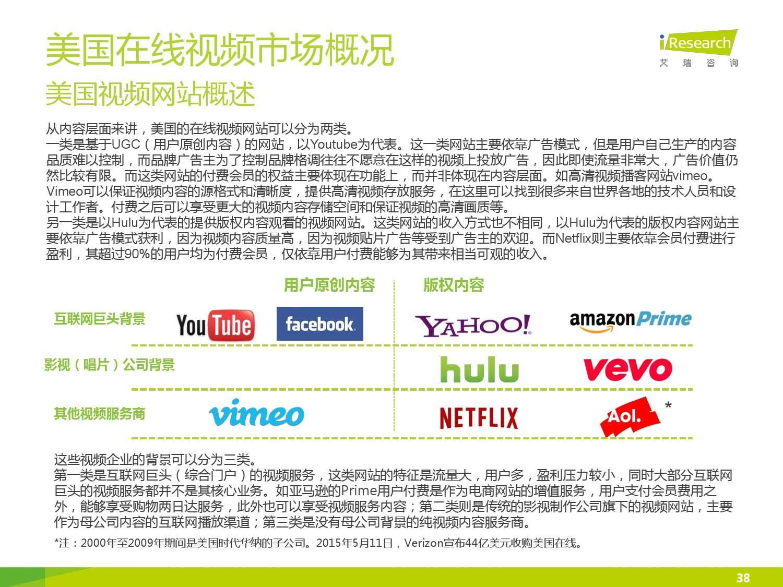 2015年中国在线视频用户付费市场研究报告_000038