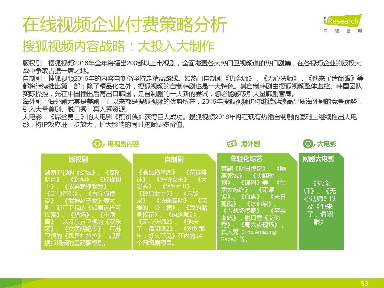 2015年中国在线视频用户付费市场研究报告_000053